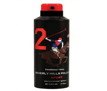 Beverly Hills Polo Club Two Deodorant