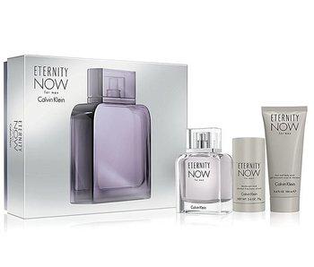 Calvin Klein Set Calvin Klein Eternity Now Men Edt 100Ml + Stick 75Ml + Shower Gel 100Ml