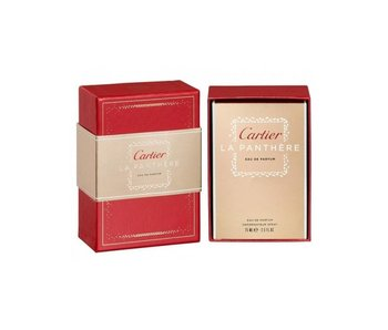 Cartier La Panthere Limited Edition Red Box Parfum
