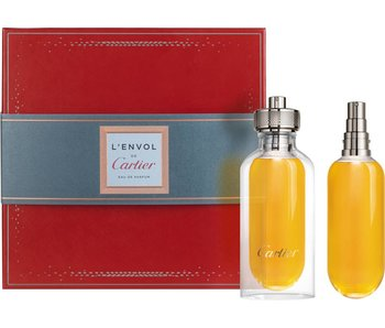 Cartier Giftset L'Envol + refill Parfum