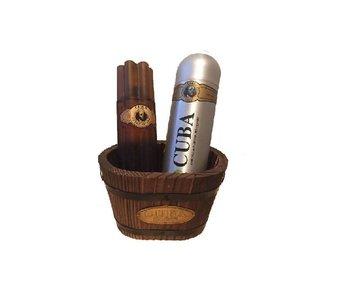 Cuba Original Giftset Cuba Gold AS 100ml + Deodorant 200ml