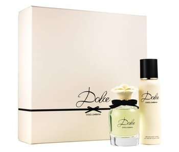Dolce en Gabbana Giftset Dolce EDP 50ml + BODY LOTION 100ml Parfum