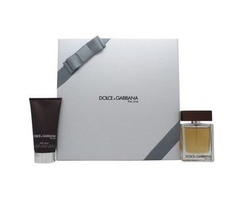 Dolce en Gabbana Giftset The One For Men EDT 50ml + Aftershave Balm 75ml Toilette