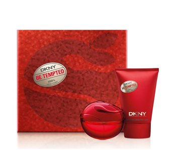 Donna Karan Giftset Be Tempted EDP 50ml + BODY LOTION 100ml Parfum