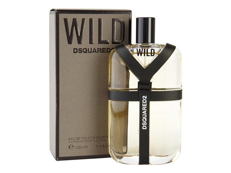 Dsquared Wild Pour Homme Toilette