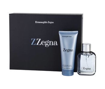 "Ermenegildo Zegna Giftset ""Z"" Zegna EDT 50ml + SHOWER GEL 100ml Toilette"