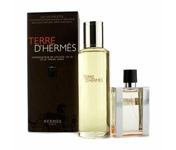 Hermes Terre D'Hermes 30ML + refill 125ML Toilette