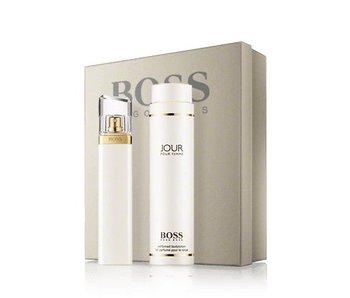 Hugo Boss Giftset Jour Pour Femme Travel Edition EDP 75ml + BODY LOTION 100ml Parfum