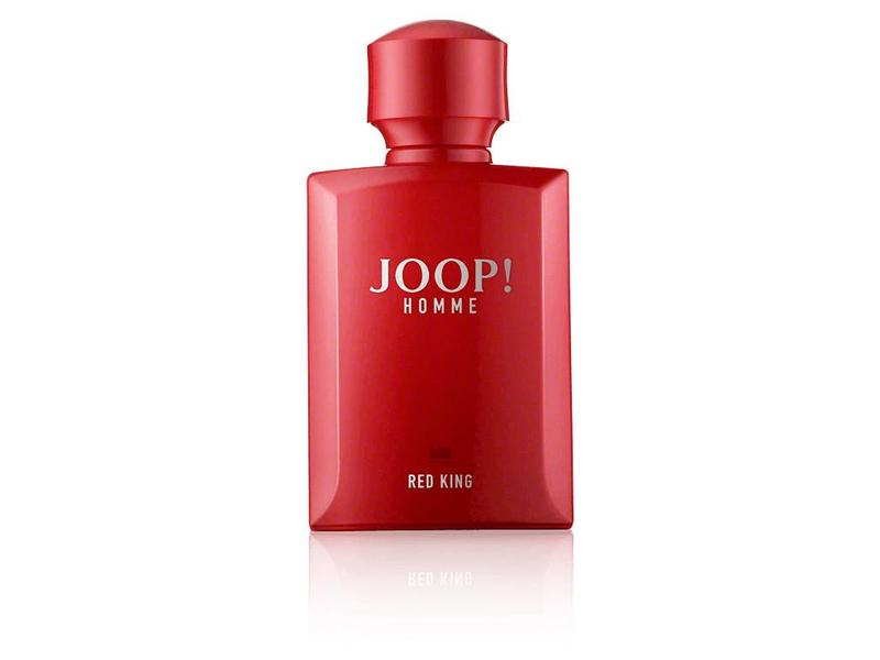Joop Homme Red King Limited Edition Toilette