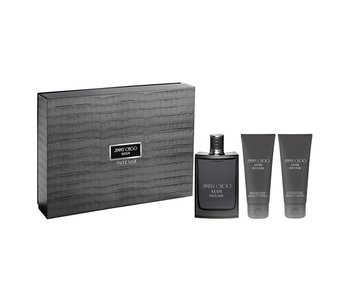 Jimmy Choo Giftset MAN INTENSE EDT 100ml + Shower Gel 100ml + Aftershave Balm 100ml Toilette