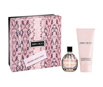 Jimmy Choo Giftset EDP 60ml + BODY LOTION 100ml Parfum
