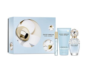 Marc Jacobs Giftset Daisy Dream EDT 100ml + BODY LOTION 150ml + ROLLERBALL 10ml Toilette