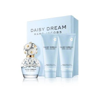 Marc Jacobs Giftset Daisy Dream EDT 50ml + BODY LOTION 75ml + SHOWER GEL 75ml Toilette