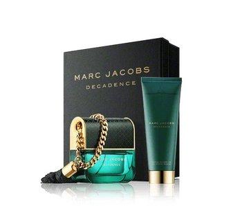 Marc Jacobs Giftset Decadence EDP 50ml + SHOWER GEL 75ml Parfum
