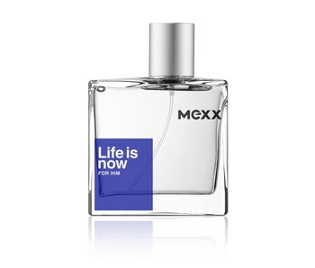 Mexx Life Is Now For Him Aftershave