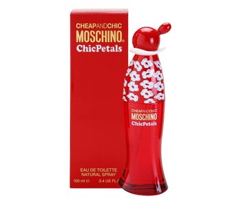 Moschino Cheap and Chic Chic Petals Toilette