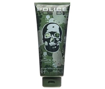 Police To Be Camouflage Special Edition all over body shampoo 400 ml