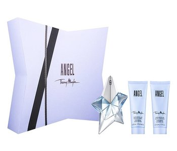 Thierry Mugler Giftset Angel EDP 25ml + SHOWER GEL 50ml + BODY LOTION 50ml Parfum