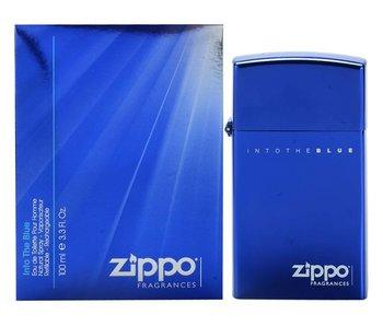 Zippo Into The Blue Pour Homme refillable Toilette