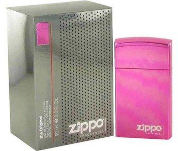 Zippo Pour Homme pink refillable Toilette