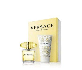 Versace Yellow Diamond Gift Set 30 ml and Yellow Diamonds 50 ml
