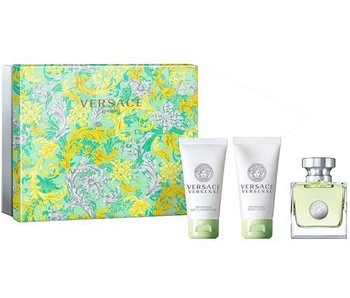 Versace Versense Gift Set 50ml, Versense 50 ml and 50 ml Versense