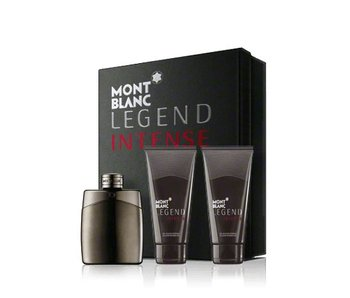 Mont Blanc Legend Intense Gift Set 100 ml After Shave Bal(M) Legend Intense 100 ml 100 ml Intense Legend
