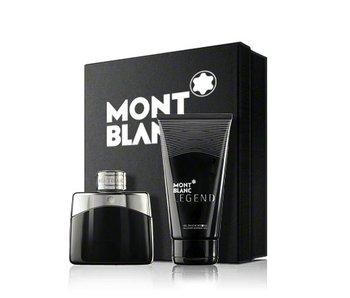 Mont Blanc Legend Gift Set 50 ml and Legend 100 ml