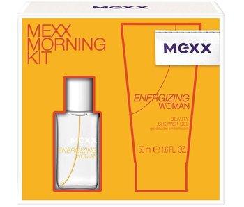 Mexx Energizing Woman Gift Set 15 ml and Energizing Woman 50 ml