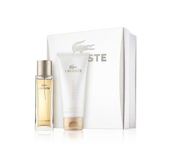 Lacoste Lacoste Pour Femme Gift Set 50 ml and Lacoste pour Femme 100 ml