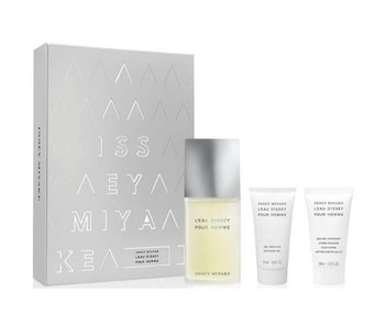 Issey Miyake L'Eau D'Issey Pour Homme Fraiche Gift Set 50 ml, 50 ml and 50 ml