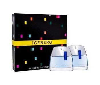 Iceberg Effusion Man Gift Set 75 ml and Effusion Man 75 ml