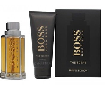 Hugo Boss The Scent Gift Set 100 ml and The Scent 100 ml