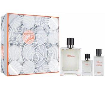 Hermes Terre D'Hermes Gift Set 100 ml, Terre D'Hermes 40 ml and Terre D'Hermes 12,5 ml