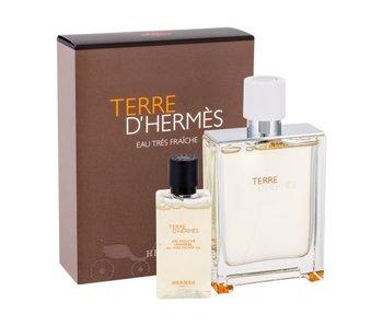 Hermes Terre D'Hermes Eau Tres Fraiche Gift Set 75 ml and Terre D'Hermes Eau Tres Fraiche 40 ml
