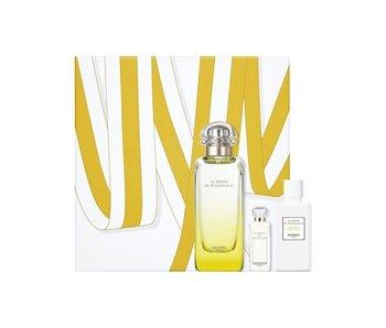Hermes Le Jardin de Monsieur Li Gift Set 100 ml, 40 ml and 7,5 ml