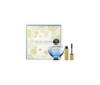 Guerlain Shalimar Souffle de Parfum Gift Set 50 ml and mascara Cils D'Enfer 8,5 ml