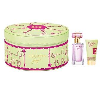 Escada Joyful Gift Set 50 ml and body milk Joyful 50 ml