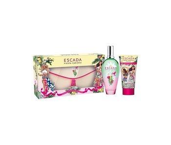 Escada Fiesta Carioca Gift Set 100 ml, Fiesta Carioca 100 ml and clutch bag
