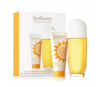 Elizabeth Arden Sunflowers Gift Set 100 ml and 100 ml Sunflowers