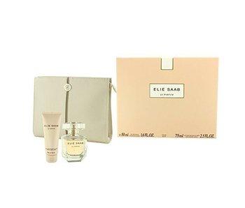 Elie Saab Le Parfum Gift Set 50 ml Le Parfum 75 ml and handbag