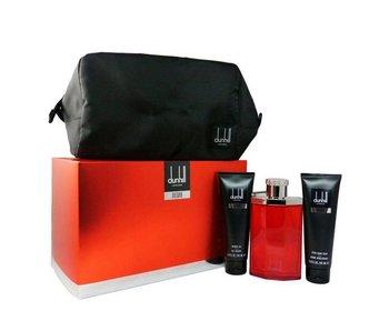 Dunhill Desire for a Men Gift Set 100 ml, Desire for a Men 90 ml, aftershave balm Desire for a Men 90 ml a cosmetic bag
