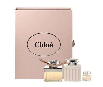 Chloe Chloe Gift Set 50 ml, Chloe 100 ml and Chloe 5 ml