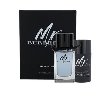 Burberry Mr. Burberry Gift Set 100 ml and Mr. Burberry 75 ml
