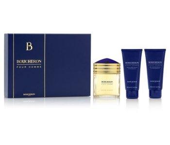 Boucheron Boucheron pour Homme Gift Set 100ml balm 100 ml and 100 ml
