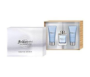 Baldessarini Nautic Spirit Gift Set 50 ml and Baldessarini Nautic Spirit 2 x 50 ml
