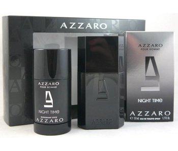 Azzaro Pour Homme Night Time Gift Set 50 ml and Pour Homme Night Time 75 ml
