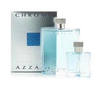 Azzaro Chrome Gift Set 200 ml and Chrome 30 ml