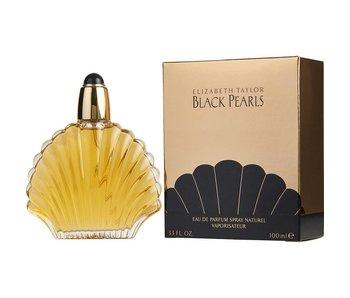Elizabeth Taylor Black Pearls