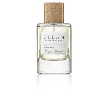 Clean Smoked Vetiver